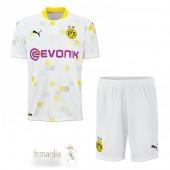 Divise Calcio Terza Set Bambino Borussia Dortmund 2020 2021