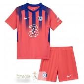 Divise Calcio Terza Set Bambino Chelsea 2020 2021