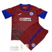 Divise Calcio Terza Set Bambino Cruz Azul 2020 2021