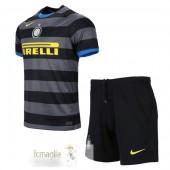 Divise Calcio Terza Set Bambino Inter Milan 2020 2021