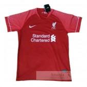 Divise calcio Allenamento Liverpool 2020 2021 Rosso