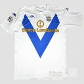 Divise calcio Away Brescia Calcio Retro 2003 2004 Bianco