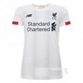 Divise calcio Away Donna Liverpool 2019 2020