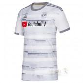 Divise calcio Away LAFC 2019 2020 Bianco