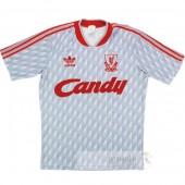 Divise calcio Away Liverpool Retro 1989 1990