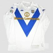 Divise calcio Away Manica Lunga Brescia Calcio Retro 2003 2004