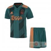 Divise calcio Away Set Bambino Ajax 2019 2020