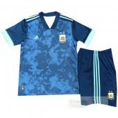 Divise calcio Away Set Bambino Argentina 2020