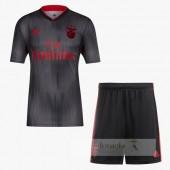 Divise calcio Away Set Bambino Benfica 2019 2020