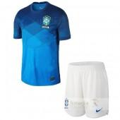 Divise calcio Away Set Bambino Brasile 2020