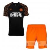 Divise calcio Away Set Bambino Eindhoven 2019 2020