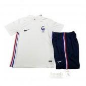 Divise calcio Away Set Bambino Francia 2020