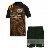 Divise calcio Away Set Bambino Houston Dynamo 2020 2021