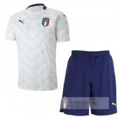 Divise calcio Away Set Bambino Italia 2020