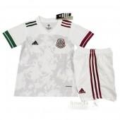 Divise calcio Away Set Bambino Messico 2020