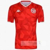 Divise calcio Away Túnez 2019