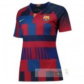 Divise calcio Donna Barcellona 20th Blu Rosso