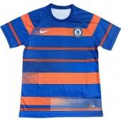 Divise calcio Formazione Chelsea 2018 2019 Blu Arancione