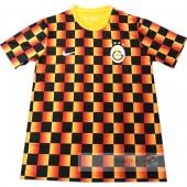 Divise calcio Formazione Galatasaray 2019 2020 Arancione