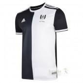 Divise calcio Fulham 140th Nero Bianco