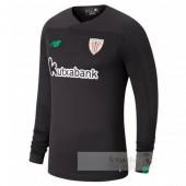 Divise calcio Manica Lunga Portiere Athletic Bilbao 2019 2020 Grigio