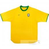 Divise calcio Prima Brasile Retro 2000