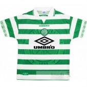 Divise calcio Prima Celtic Retro 1997 1999