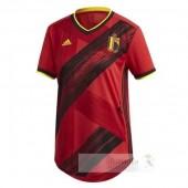 Divise calcio Prima Donna Belgio 2020