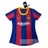 Divise calcio Prima Donna FC Barcellona 2020 2021