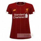 Divise calcio Prima Donna Liverpool 2019 2020