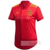 Divise calcio Prima Donna Spagna 2020