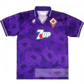 Divise calcio Prima Fiorentina Retro 1992 1993