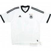 Divise calcio Prima Germania Retro 2002 Bianco