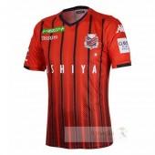 Divise calcio Prima Hokkaido Consadole Sapporo 2019 2020