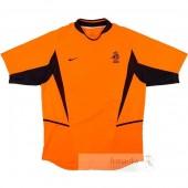 Divise calcio Prima Holanda Retro 2002