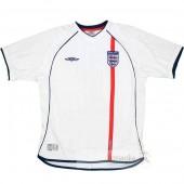 Divise calcio Prima Inghilterra Retro 2002