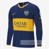 Divise calcio Prima Manica Lunga Boca Juniors 2019 2020