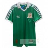Divise calcio Prima Messico Retro 1986