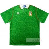 Divise calcio Prima Messico Retro 1994