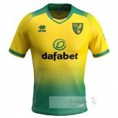 Divise calcio Prima Norwich City 2019 2020