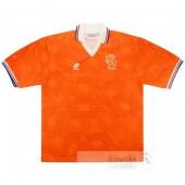 Divise calcio Prima Paesi Bassi Retro 1991 1992
