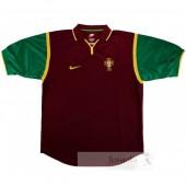 Divise calcio Prima Portogallo Retro 1999