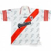 Divise calcio Prima River Plate Retro 1996