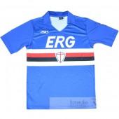 Divise calcio Prima Sampdoria Retro 1990 1991 Blu