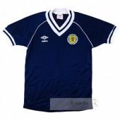Divise calcio Prima Scozia Retro 1982