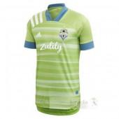 Divise calcio Prima Seattle Sounders 2020 2021 Verde
