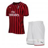 Divise calcio Prima Set Bambino AC Milan 2019 2020