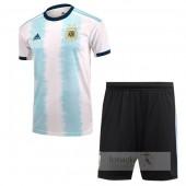 Divise calcio Prima Set Bambino Argentina 2019