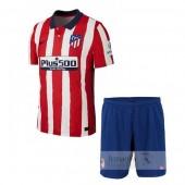 Divise calcio Prima Set Bambino Atlético Madrid 2020 2021