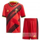 Divise calcio Prima Set Bambino Belgio 2020